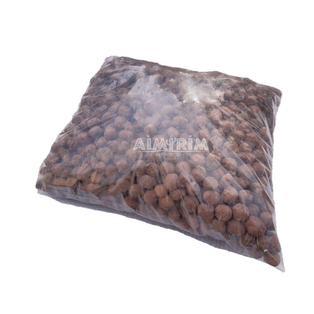 Argila expandida Miúda - 10 litros