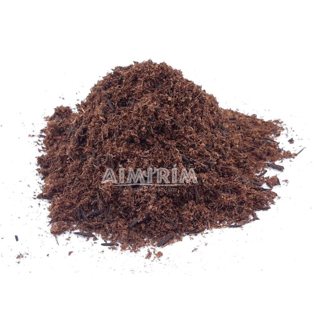 Pó de coco Kokostec 04 Para Plantio E Germinação - 50 Litros