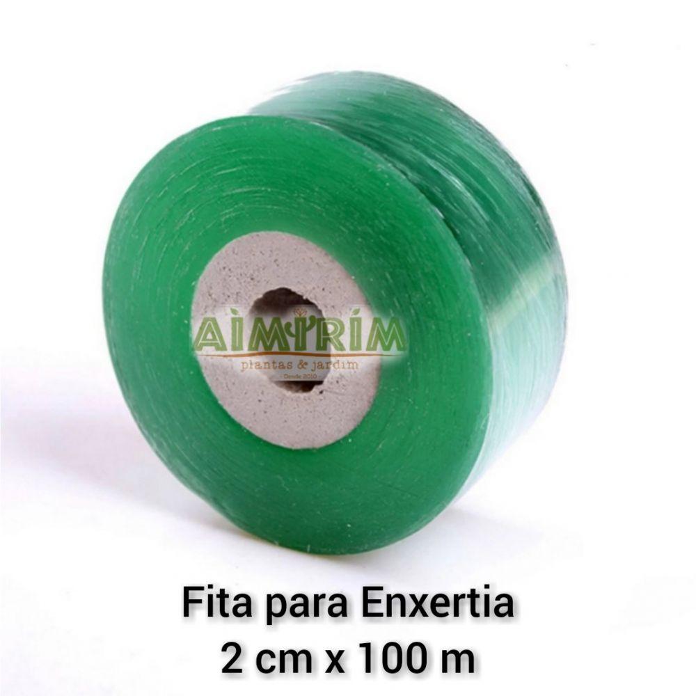Uma Fita para Enxertia Biodegradável 2 cm x 100 m
