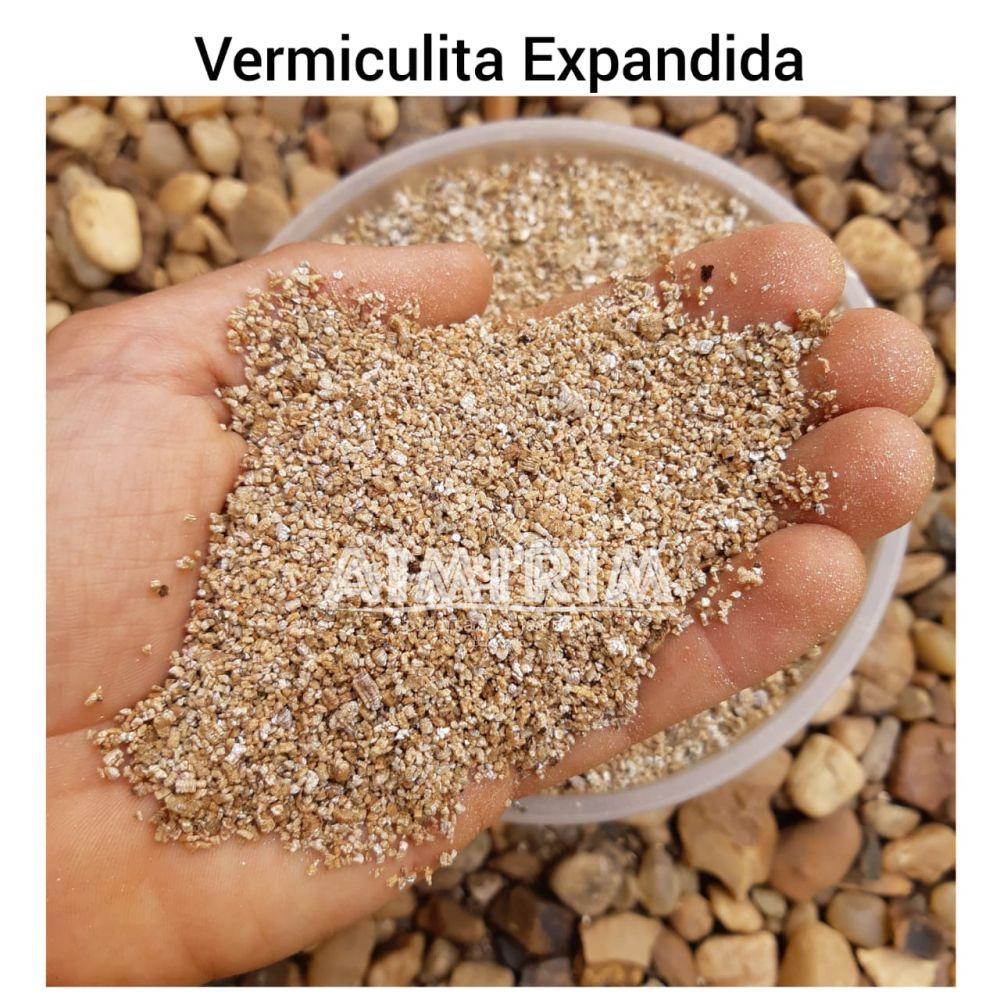 Vermiculita Expandida Fina - 20 Litros